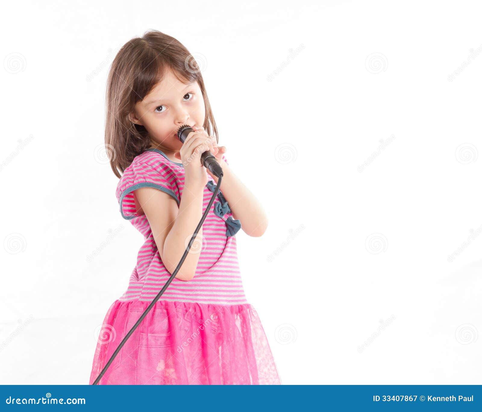 Chinese girl sings quoti love white menquot