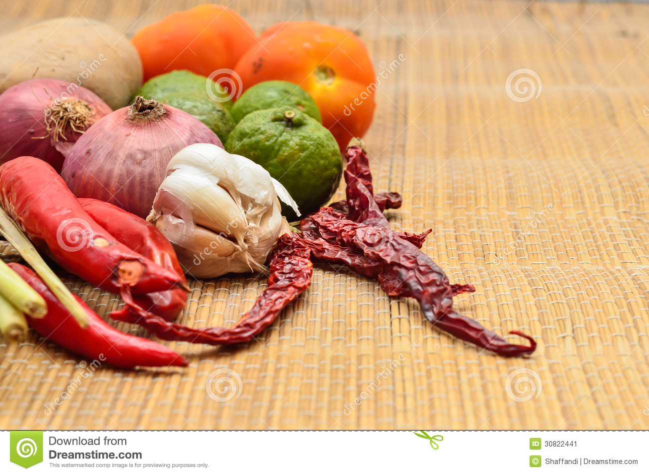 Asian ingredients food stock image image 30822441 for Asian cuisine ingredients