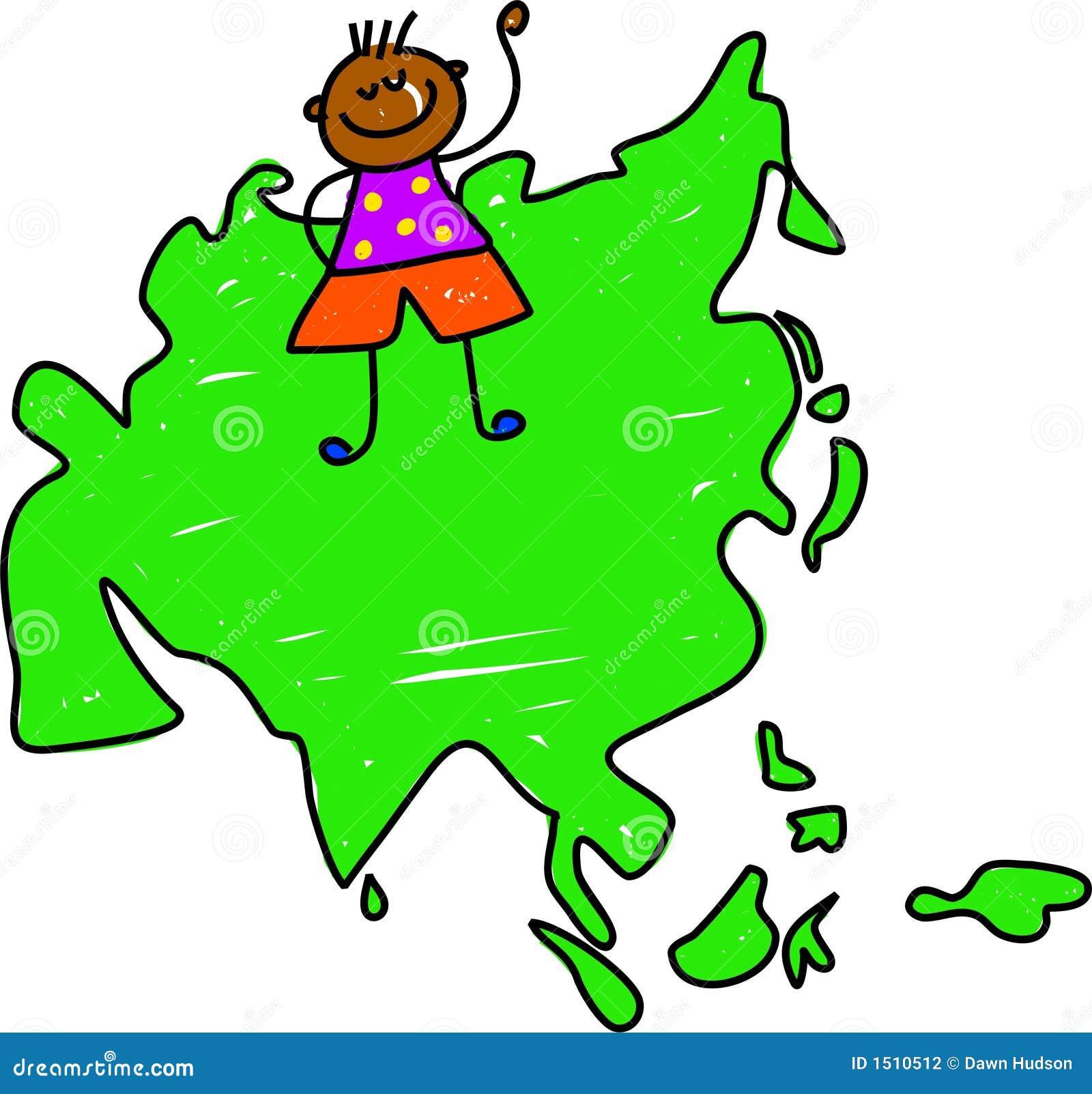 Map Of Asia For Kindergarten.Asian Kid Stock Vector Illustration Of Coastal Kindergarten 1510512