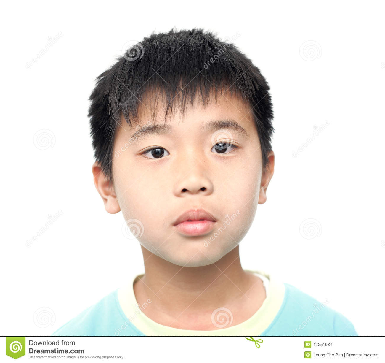 Asian Kid Boy Stock Images - Image: 17251084