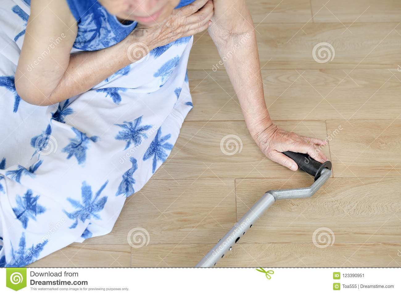 elderly woman falling down at home hearth attack stock image rh dreamstime com at home down under home depot downspout