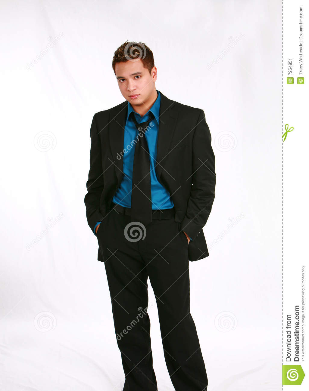 Asian man in suit photo 567