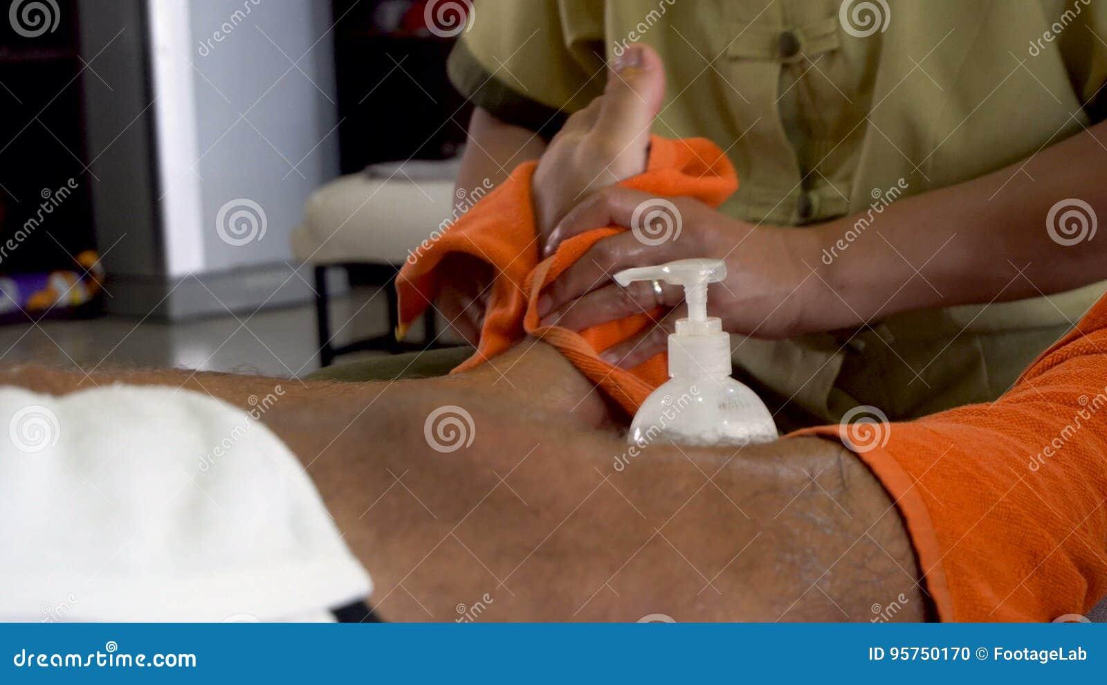 Male Foot Massage Stock Footage & Videos - 273 Stock Videos