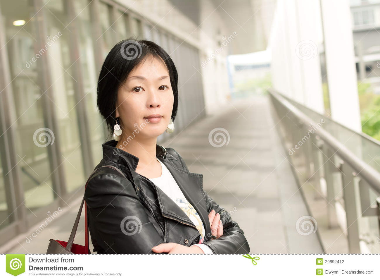 asian mature woman stock photo. image of east, contemporary - 29892412