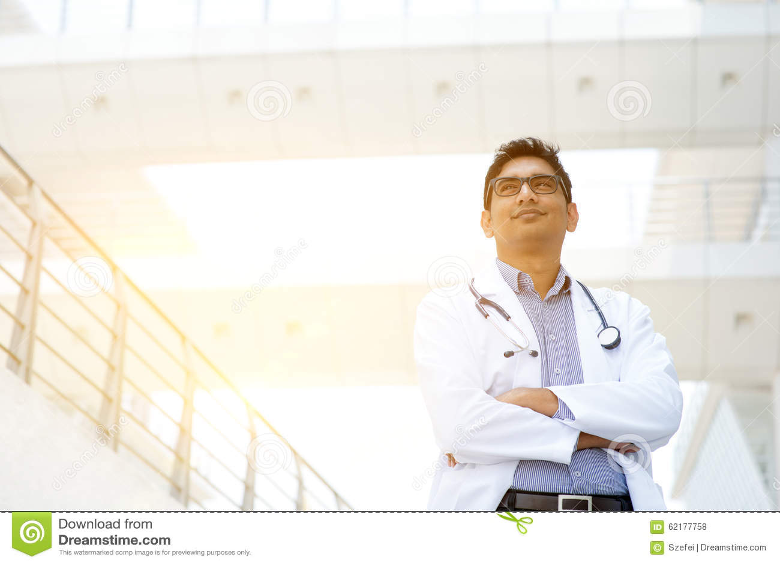 Asian medical hospital