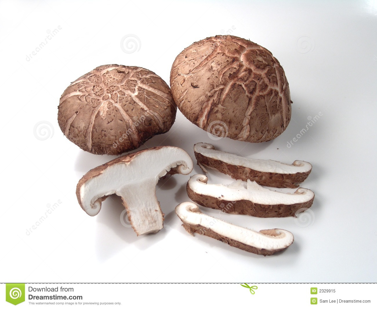 Asian Mushroom Royalty Free Stock Photo - Image: 2329915