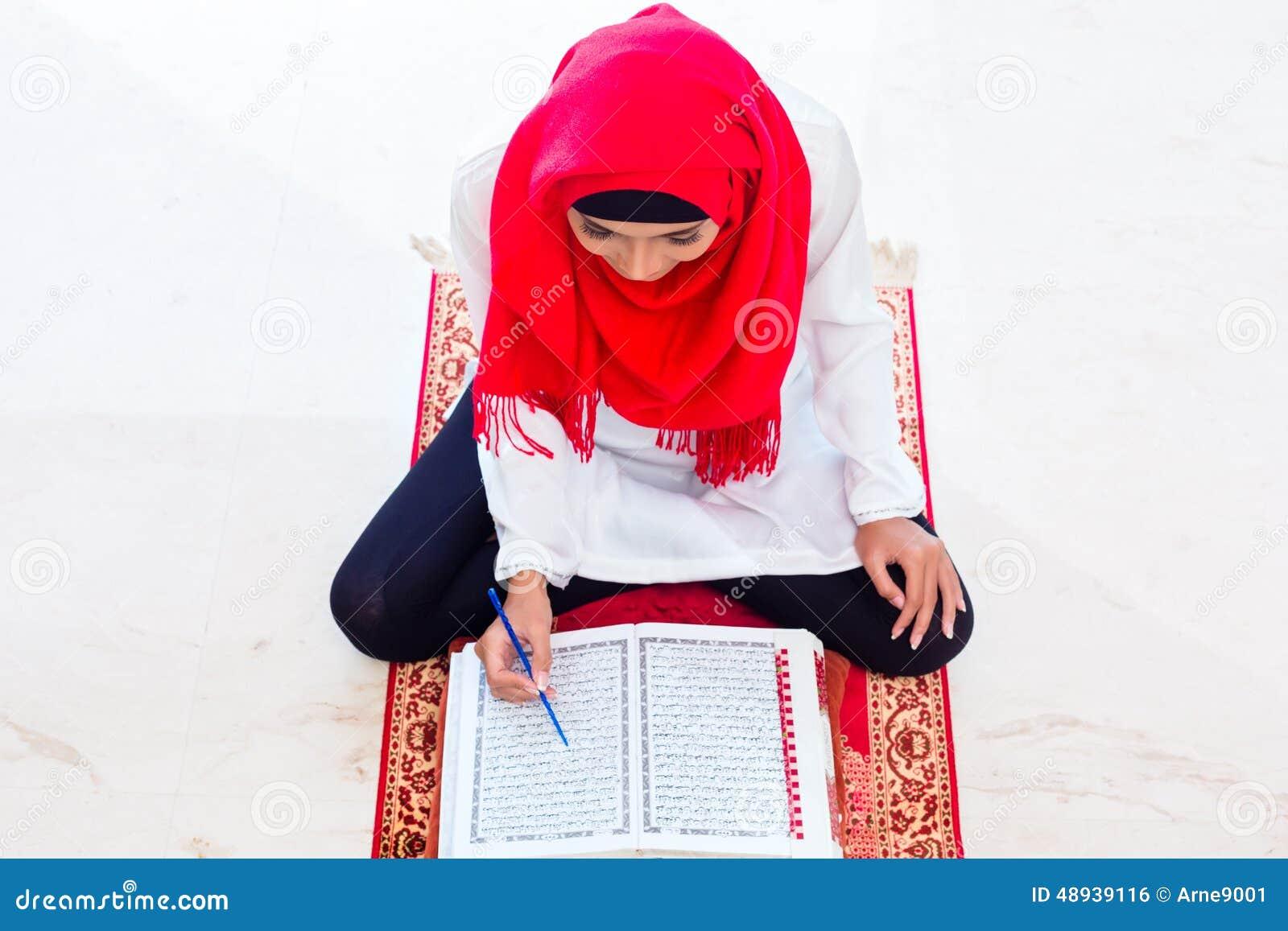 asian woman muslim