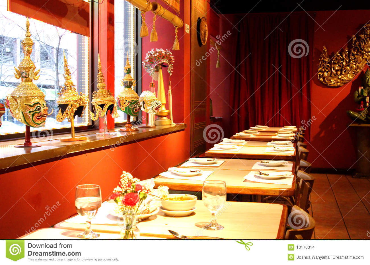 Asian restaurant stock images image