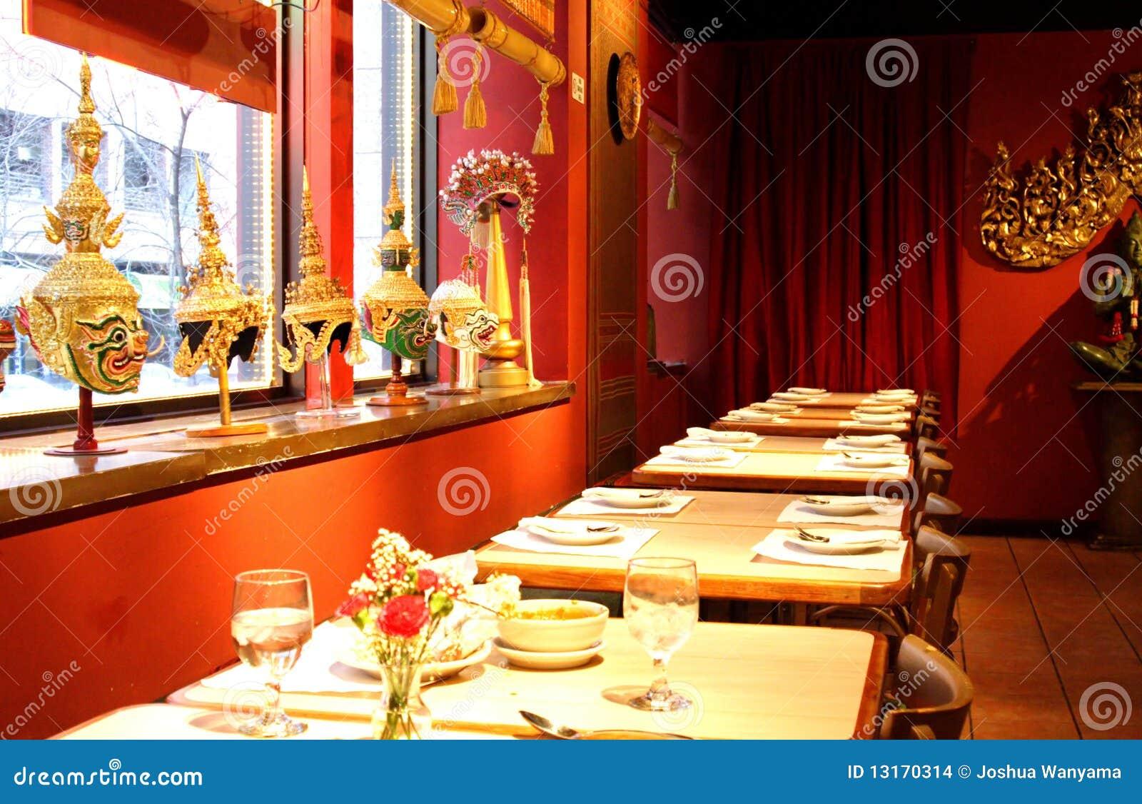Asian restaurant stock photo. Image of glass, goblet - 13170314