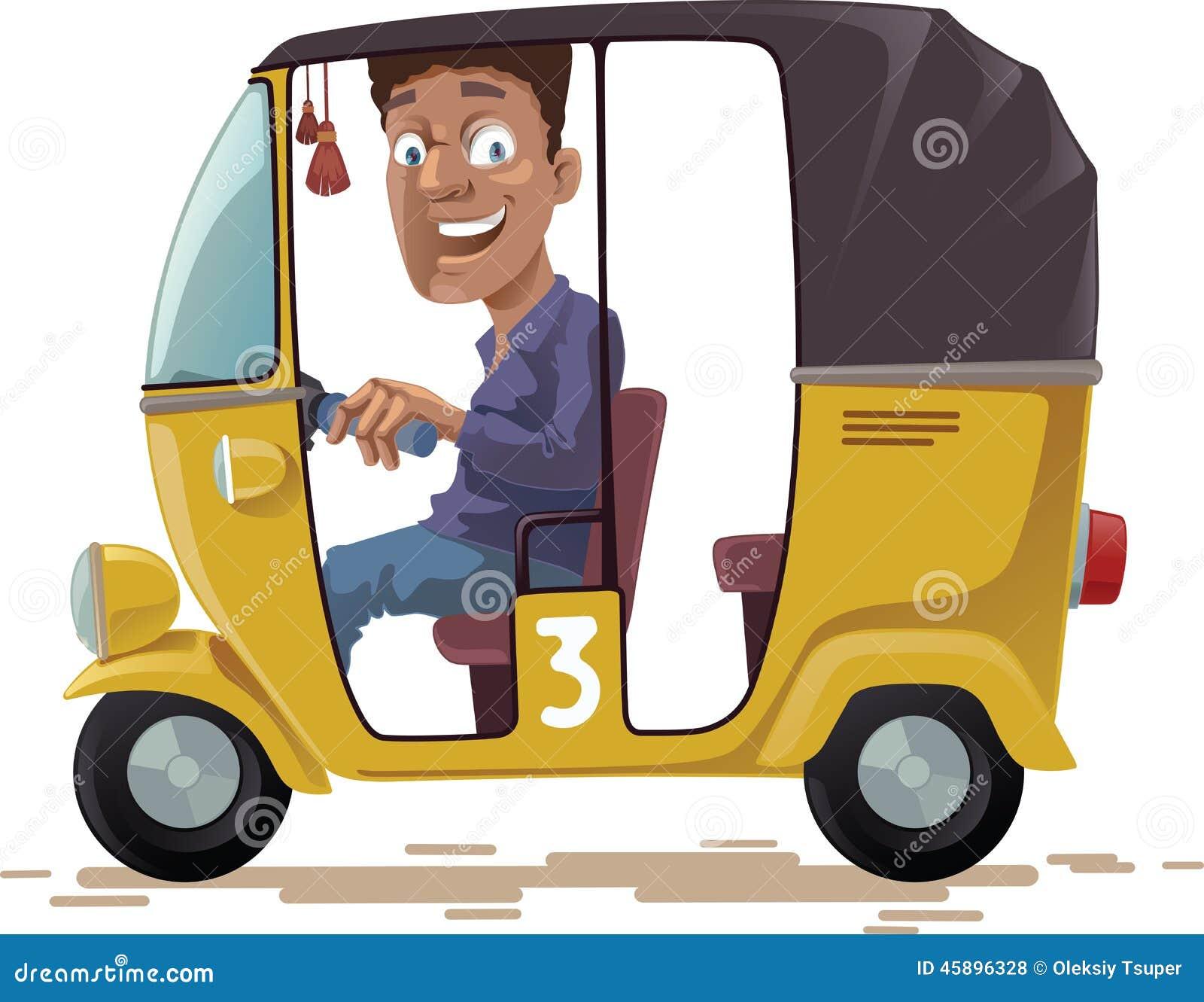 Rickshaw Stock Illustrations – 1,215 Rickshaw Stock ...