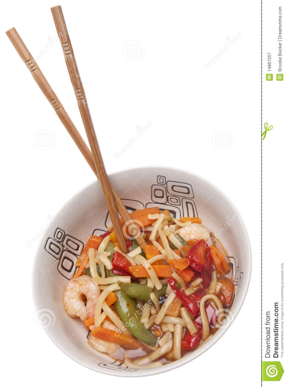 Sex Cumshot Asian noodles with shrimp the