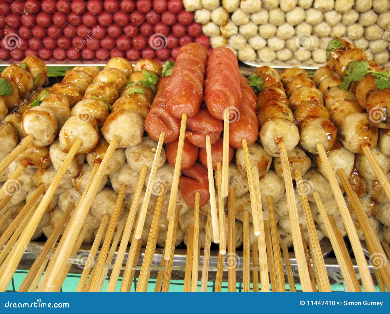 asian snack food market