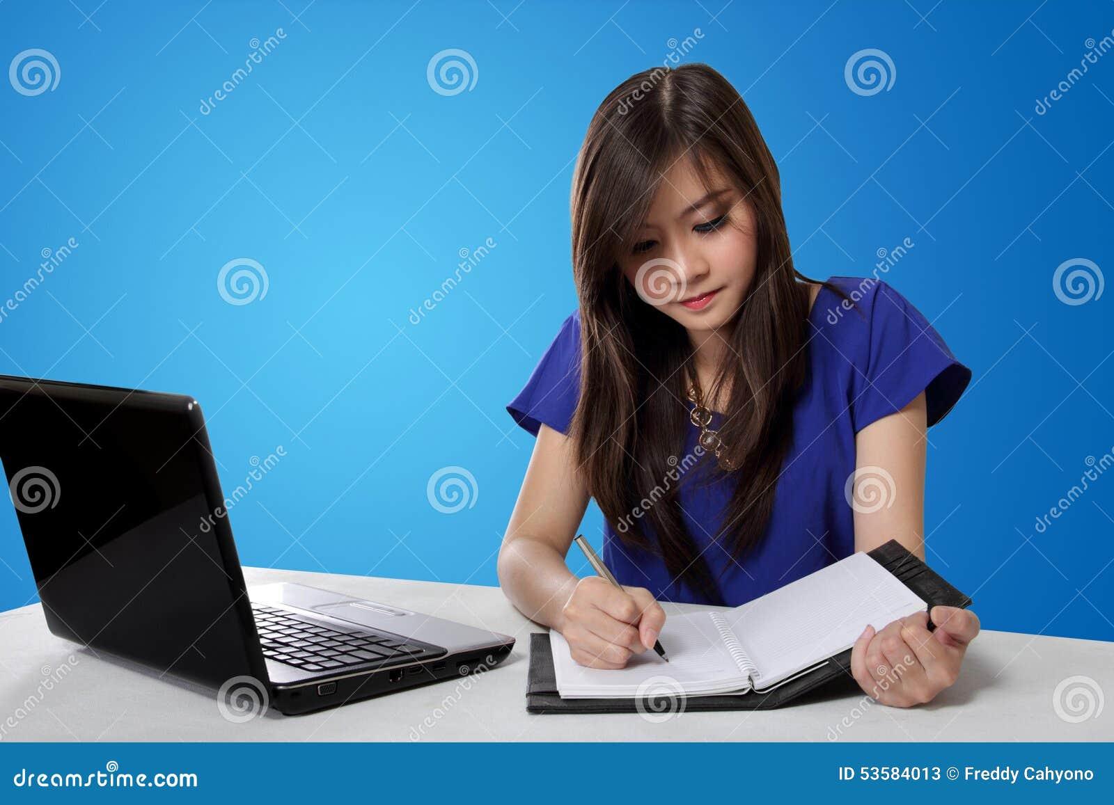 DIY Writing Desk
