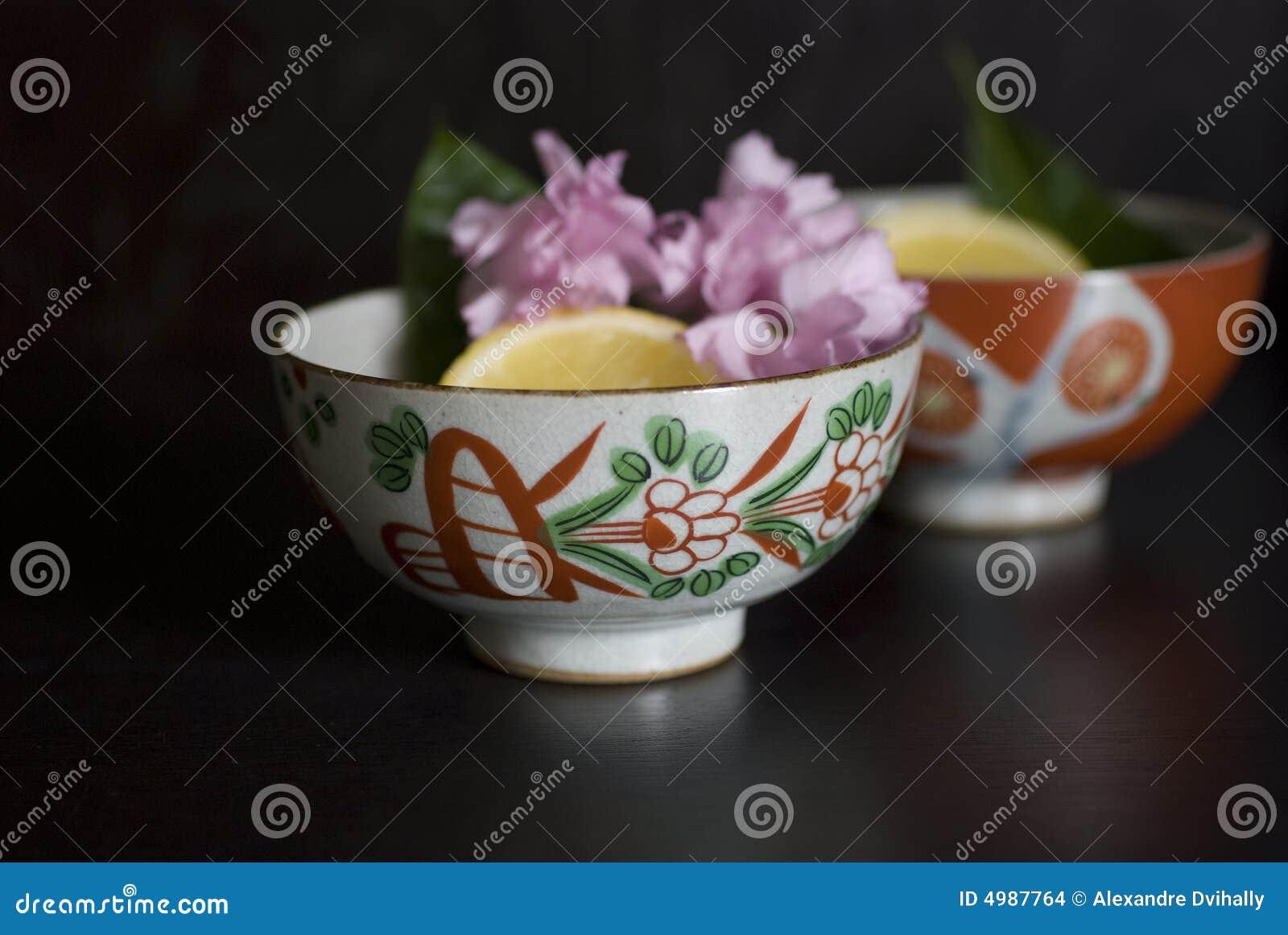 Asian Tea Cup 15
