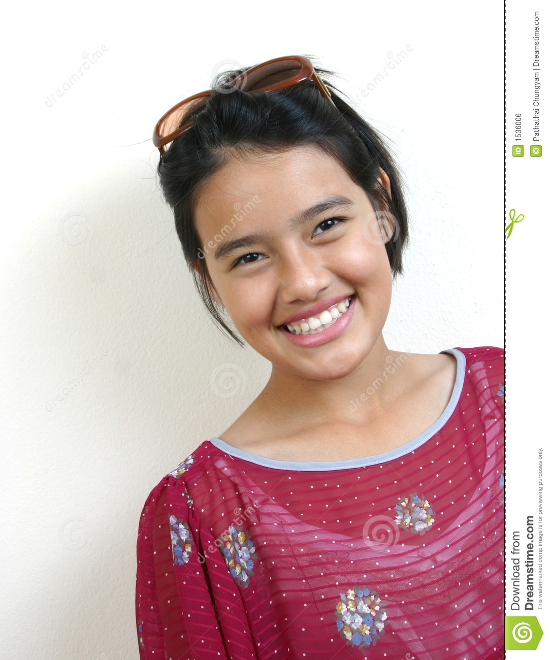 Asian Teen Series Stock Photo Image Of Portrait -2683