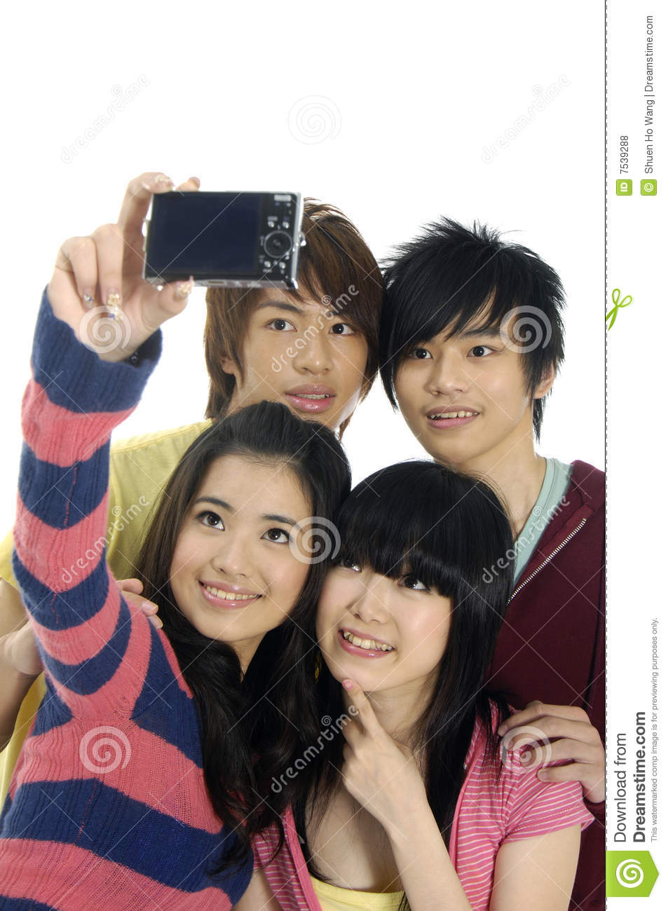Asian teen (series) stock image. Image of student, active - 1536001 | 1300x953