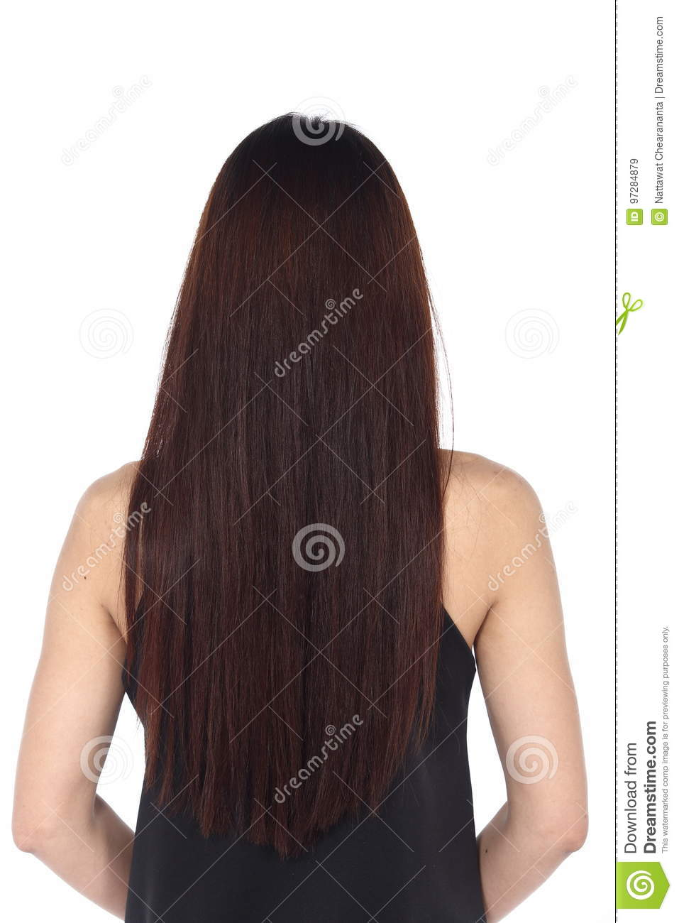 Asian Transgender Woman before make up hair style. no retouch, f
