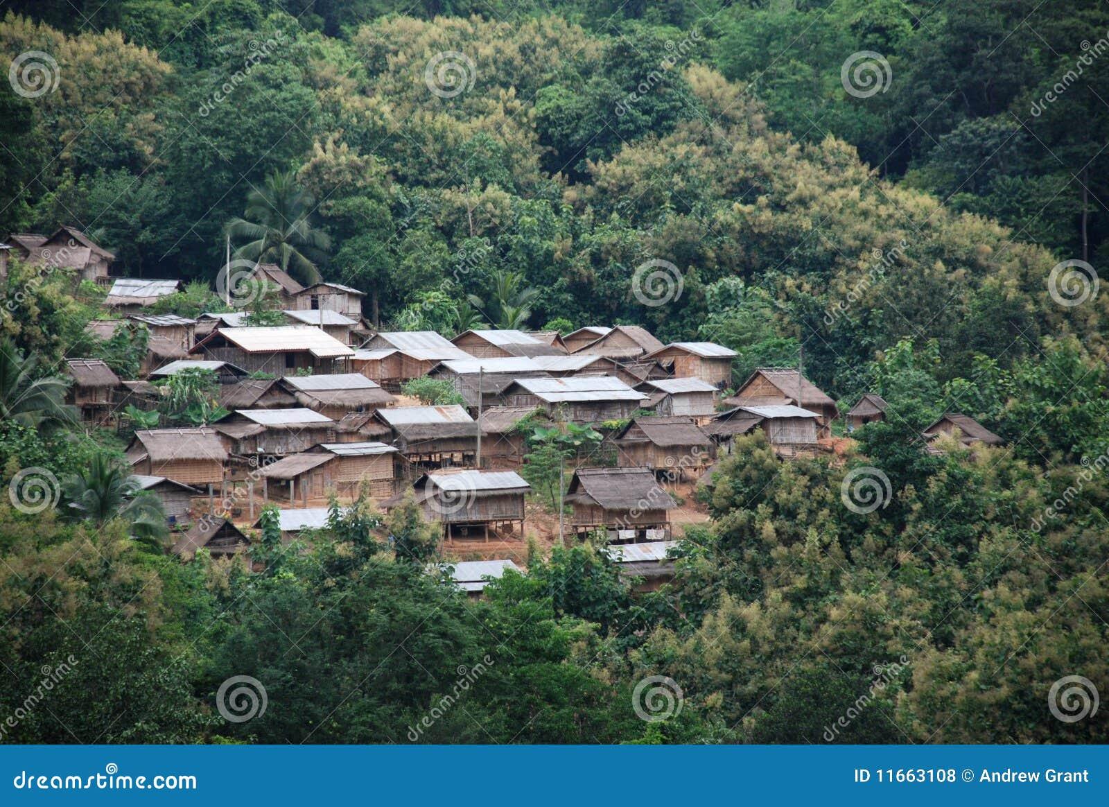 Asian new village