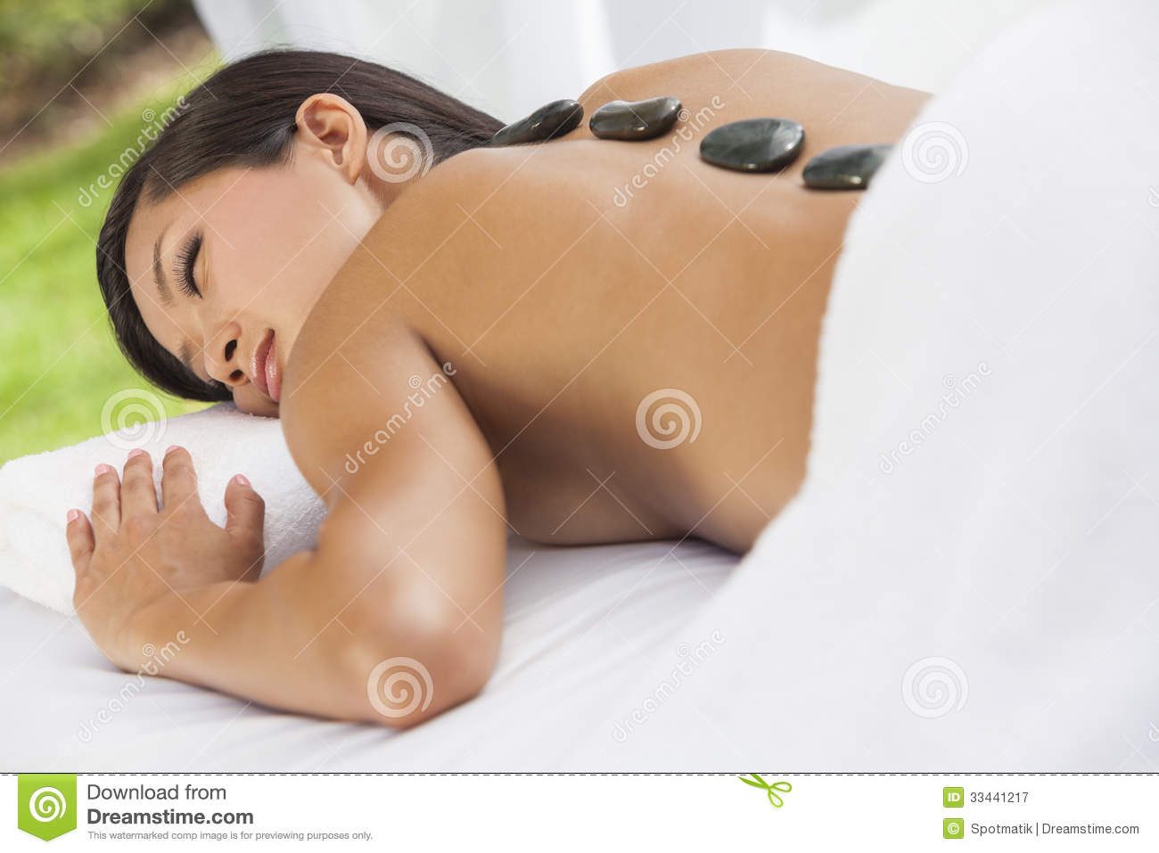 Asian massage oriental spa