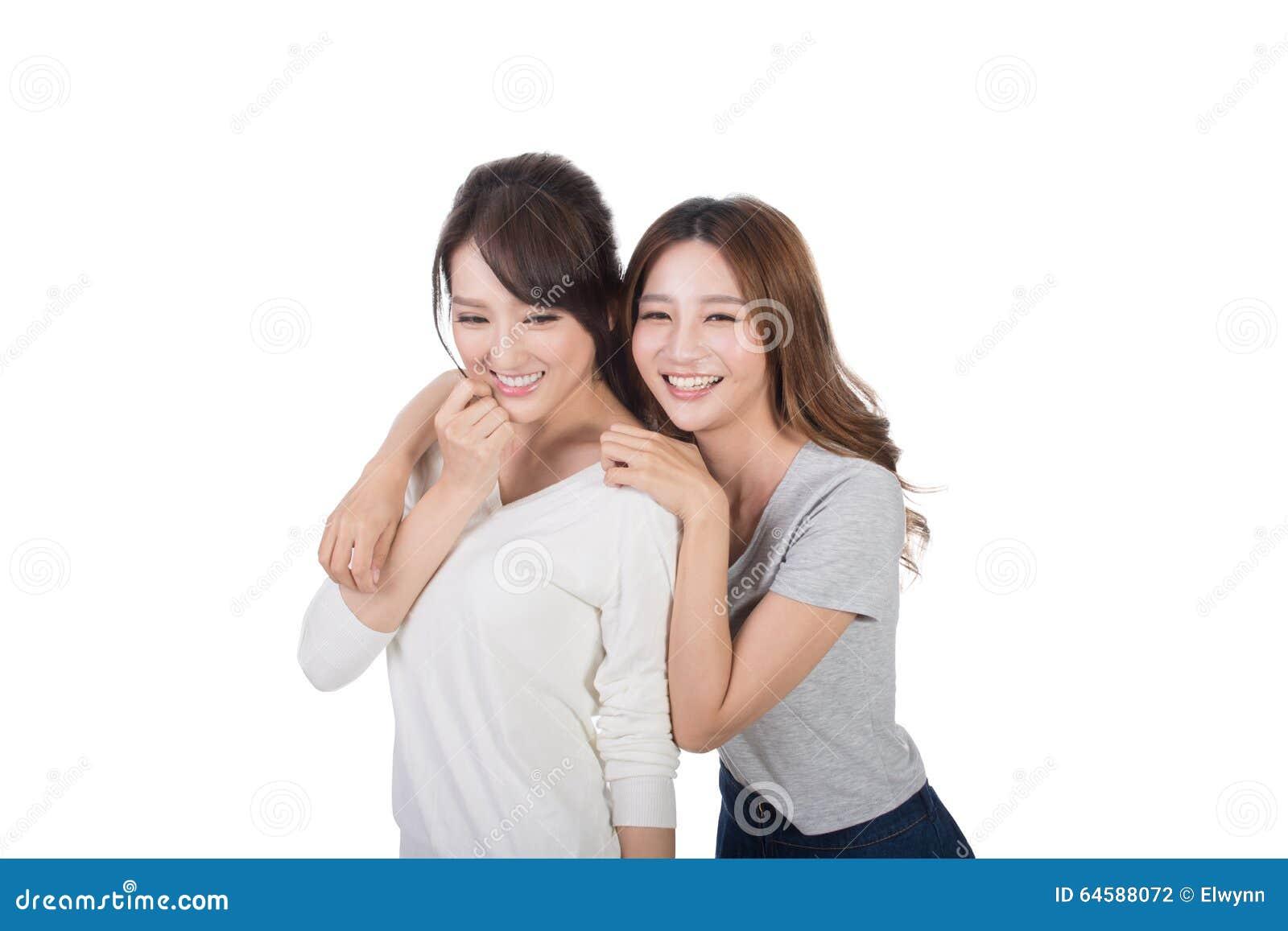 Asia adult friend