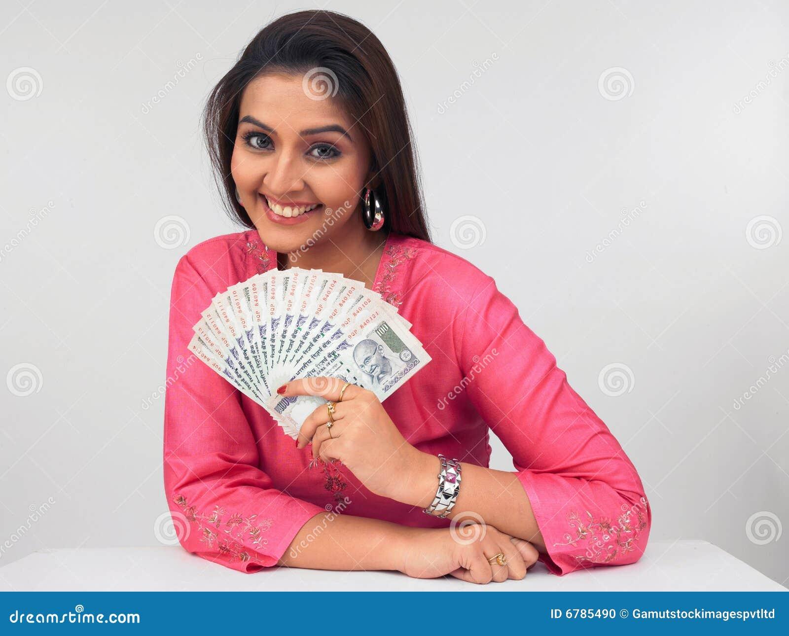 asian woman hindi