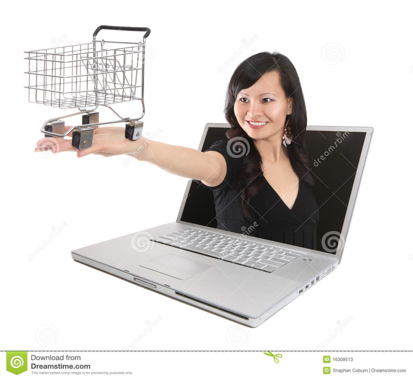 Asian retail online