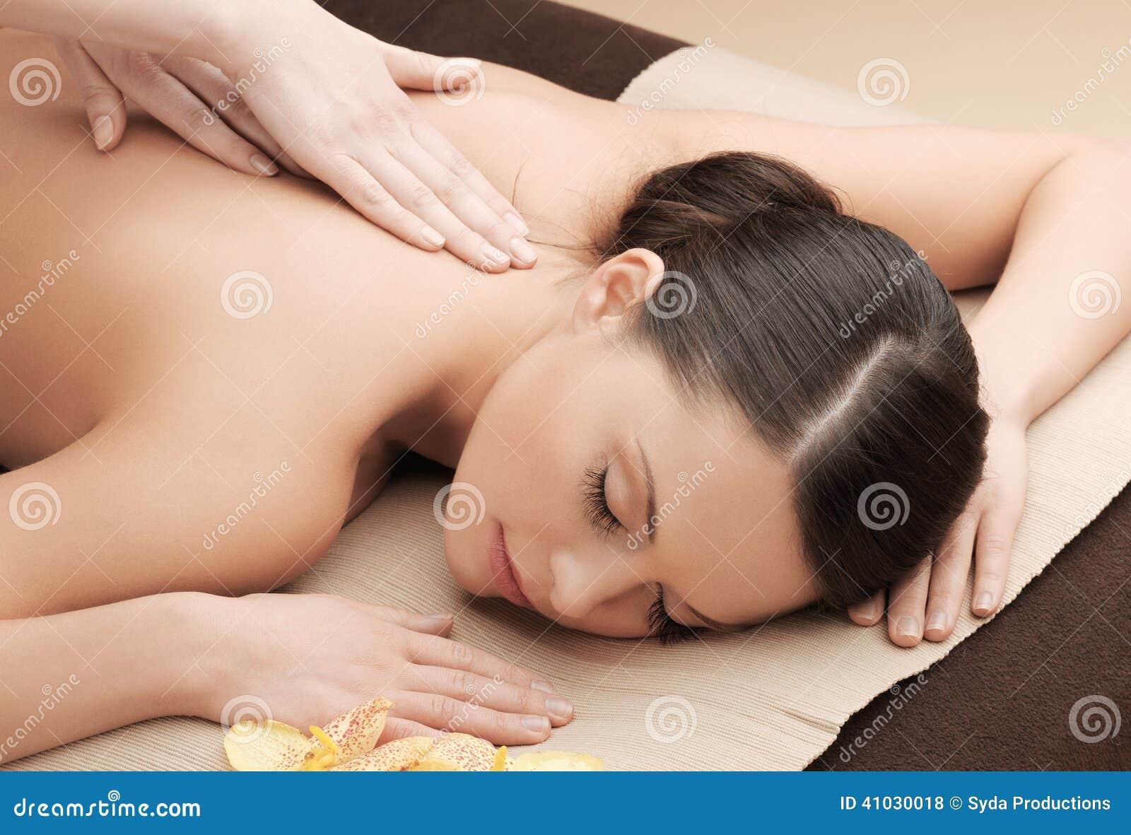 Asian Woman Spa Salon 42