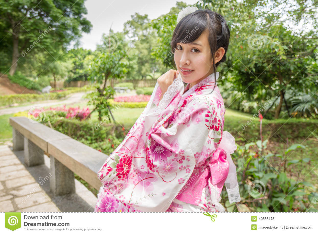 japanese girl wearing kimono - photo #4