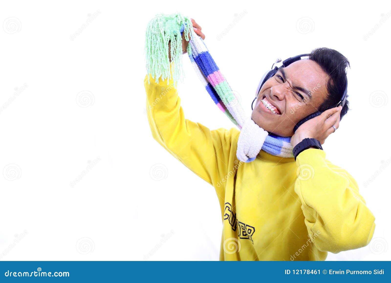 asian man music