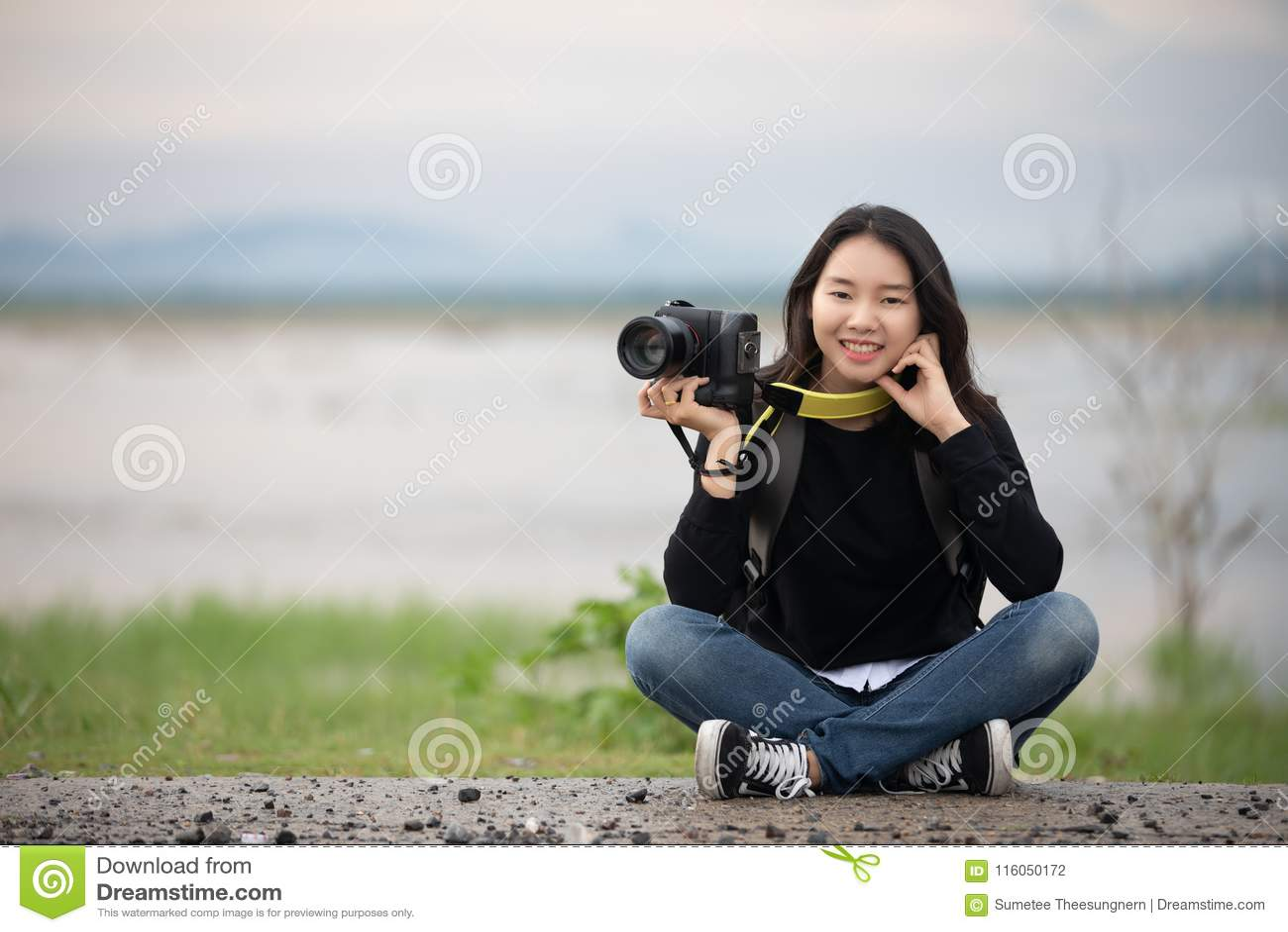 Asian cam friends
