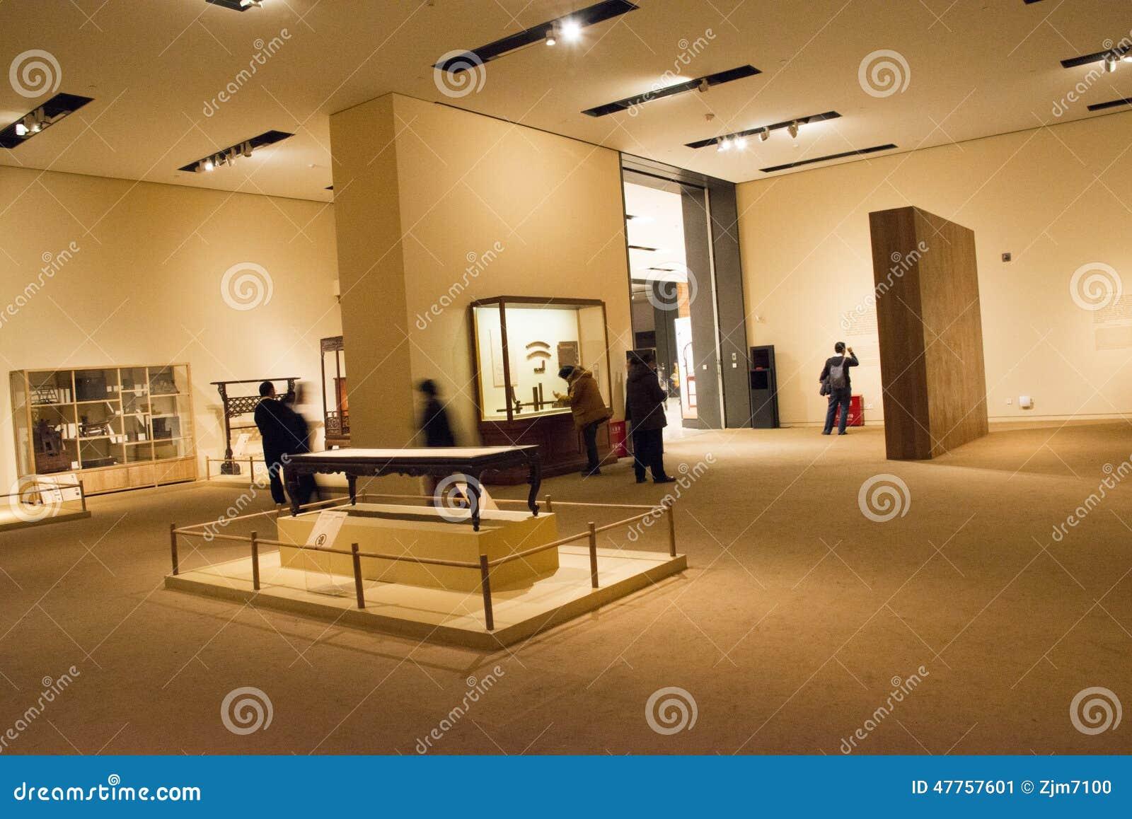 Asiatico cina pechino museo nazionale il centro for Mobilia uno furniture