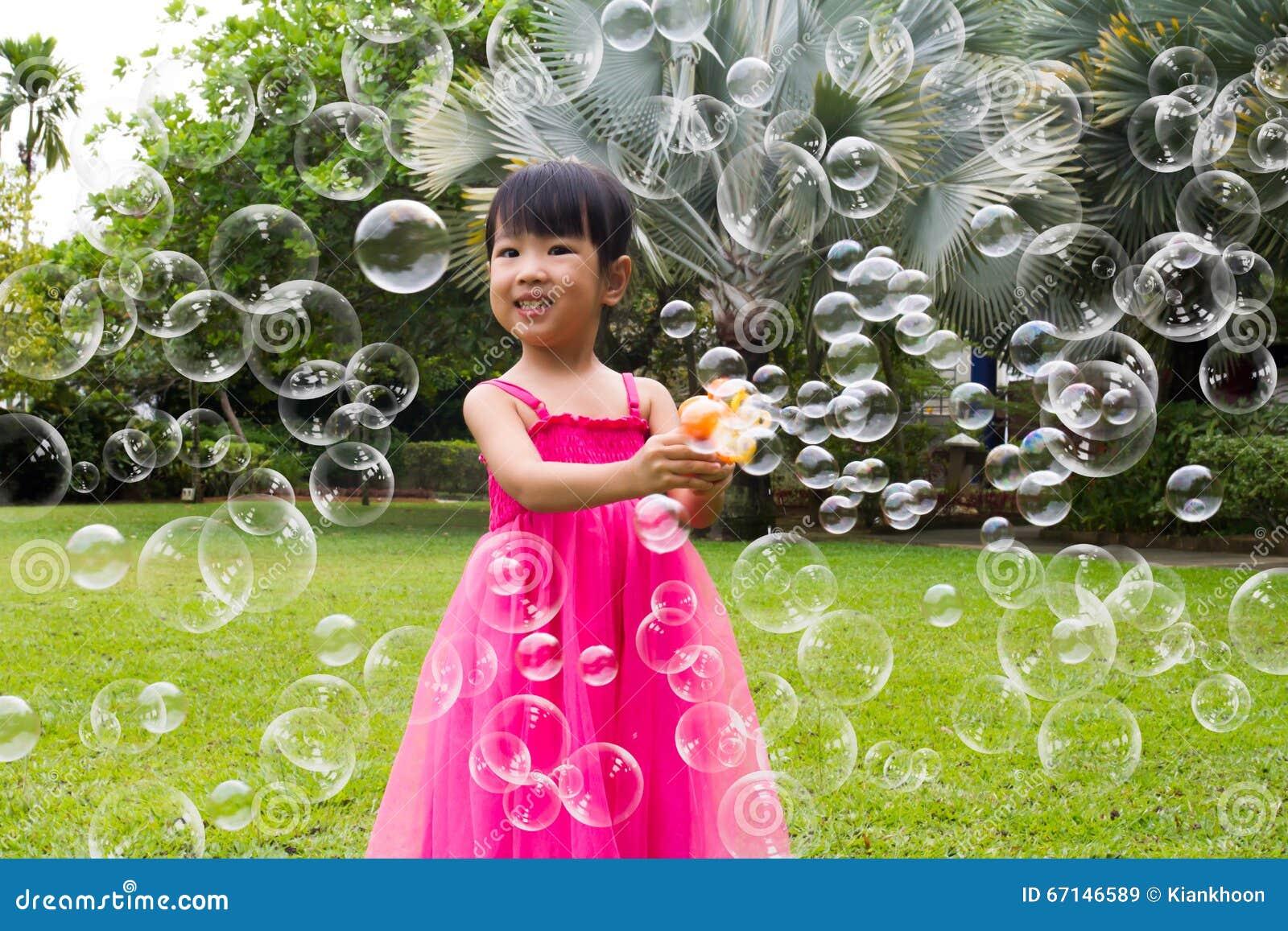 Blasen Schiessen