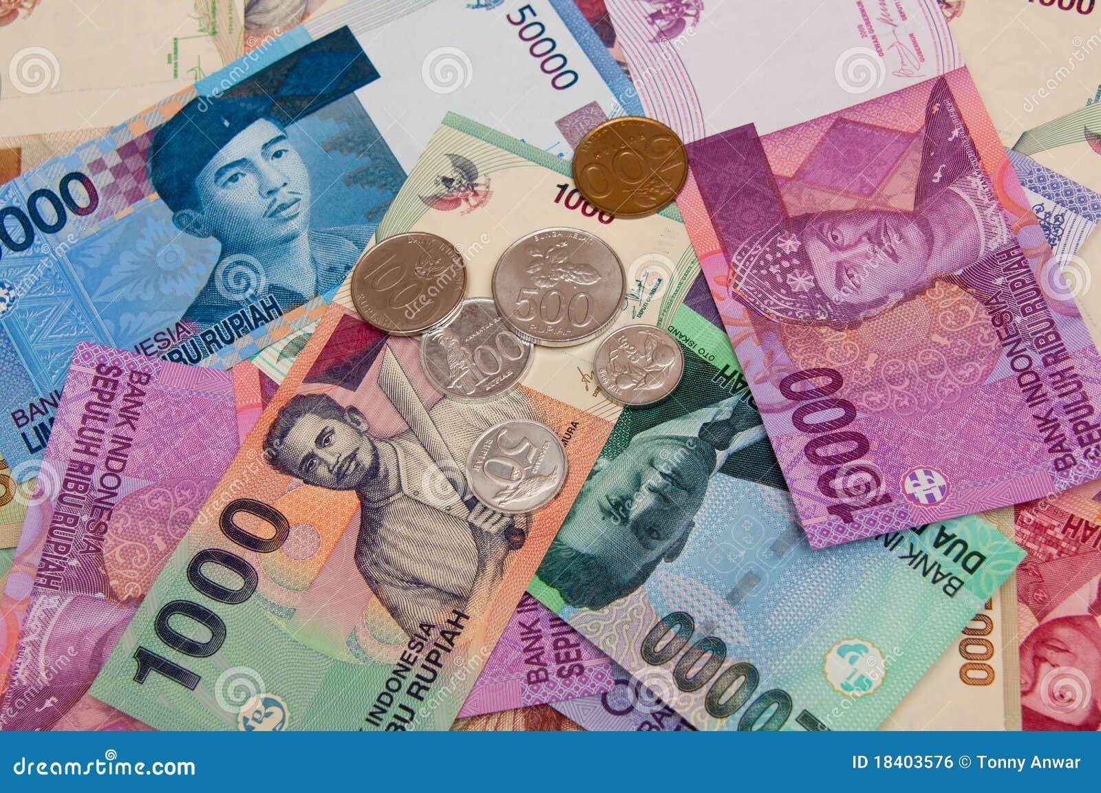 Asiatisches Bargeld