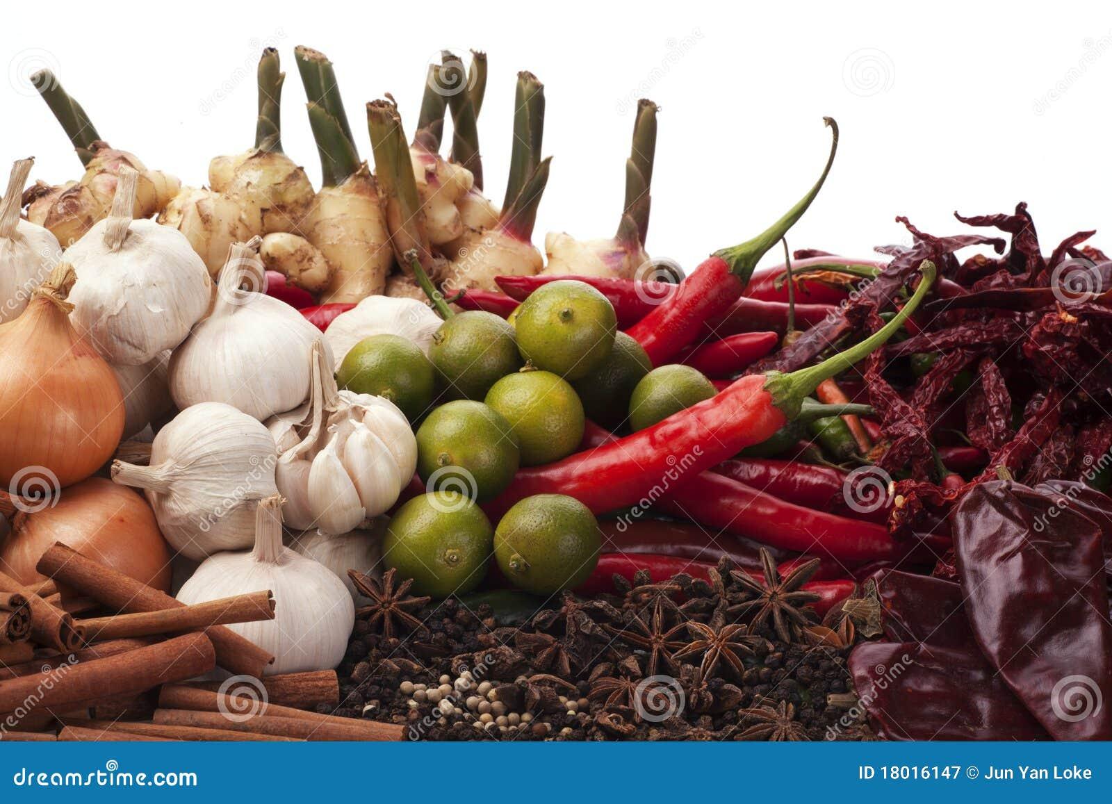 Asiatisk krydda