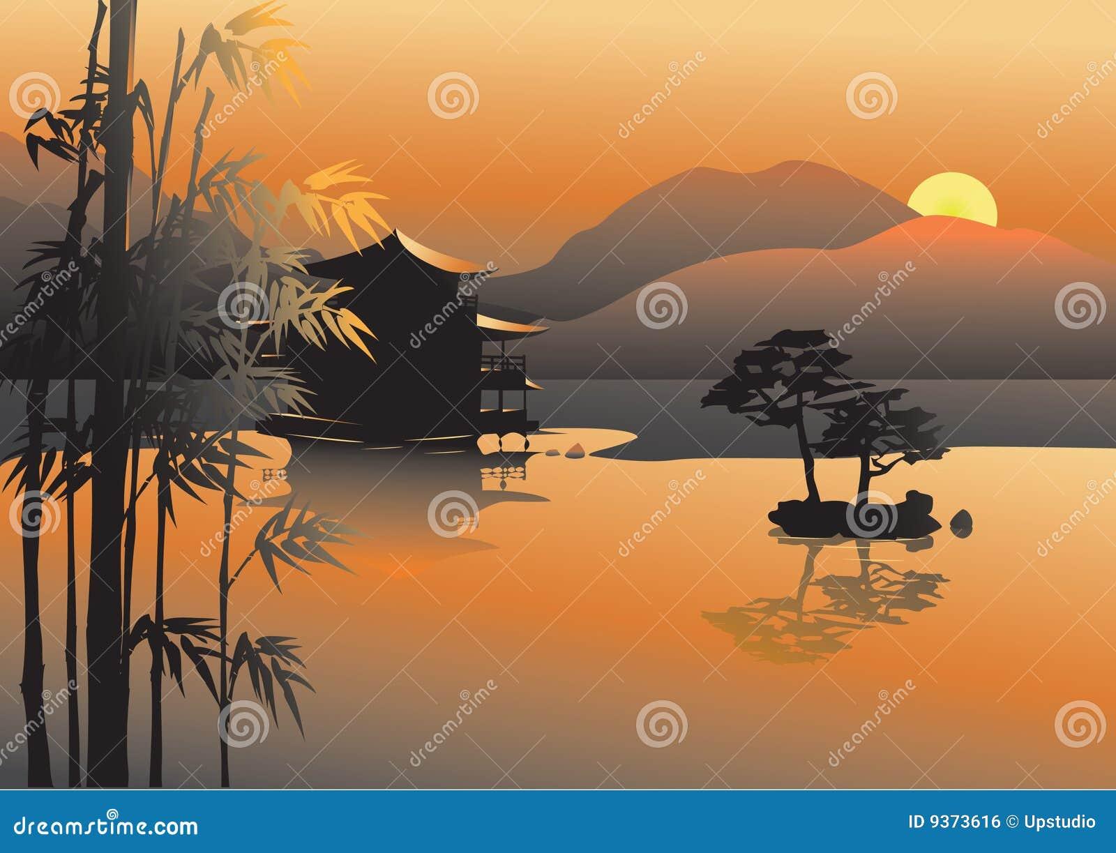 Asiatisk lake