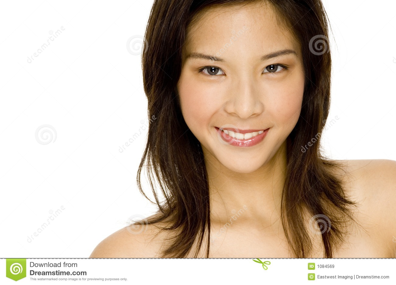 Asiatisk skönhet