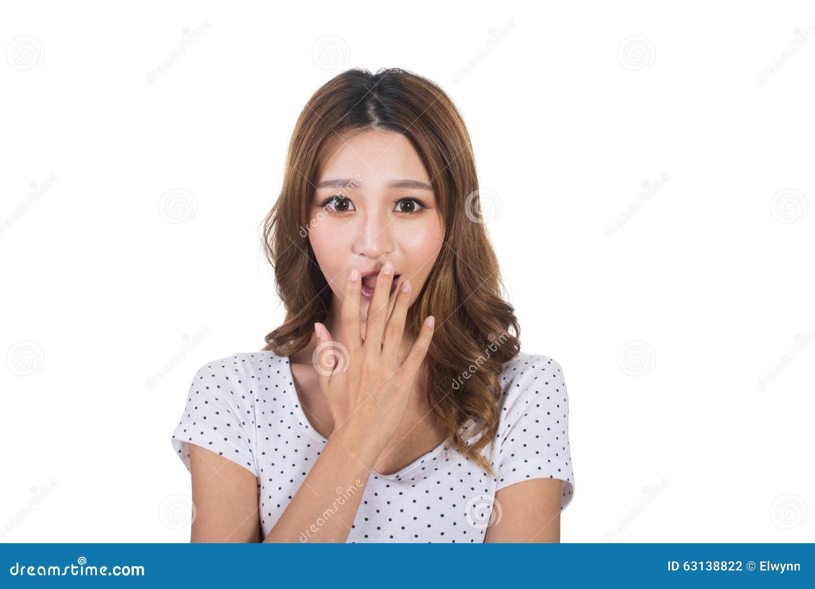 Asiatiskt kvinnabarn