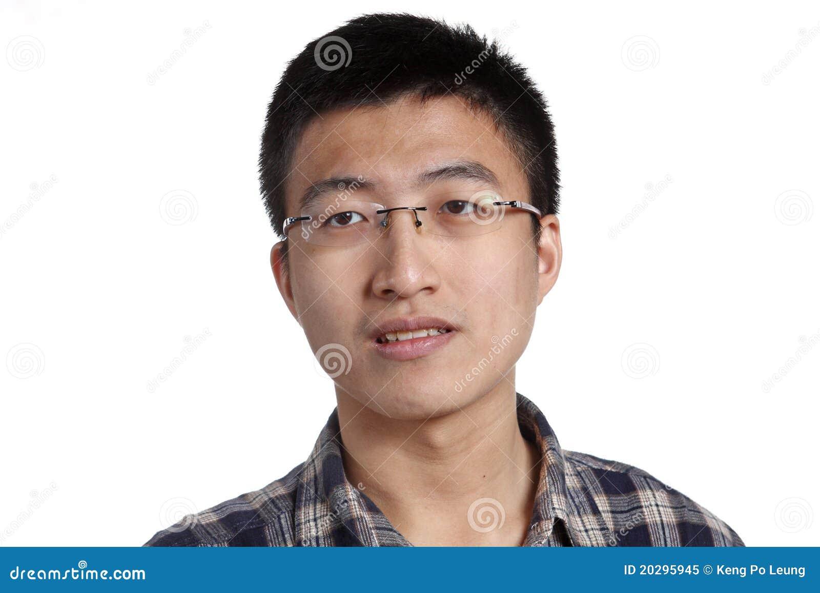 Asiatiskt manbarn