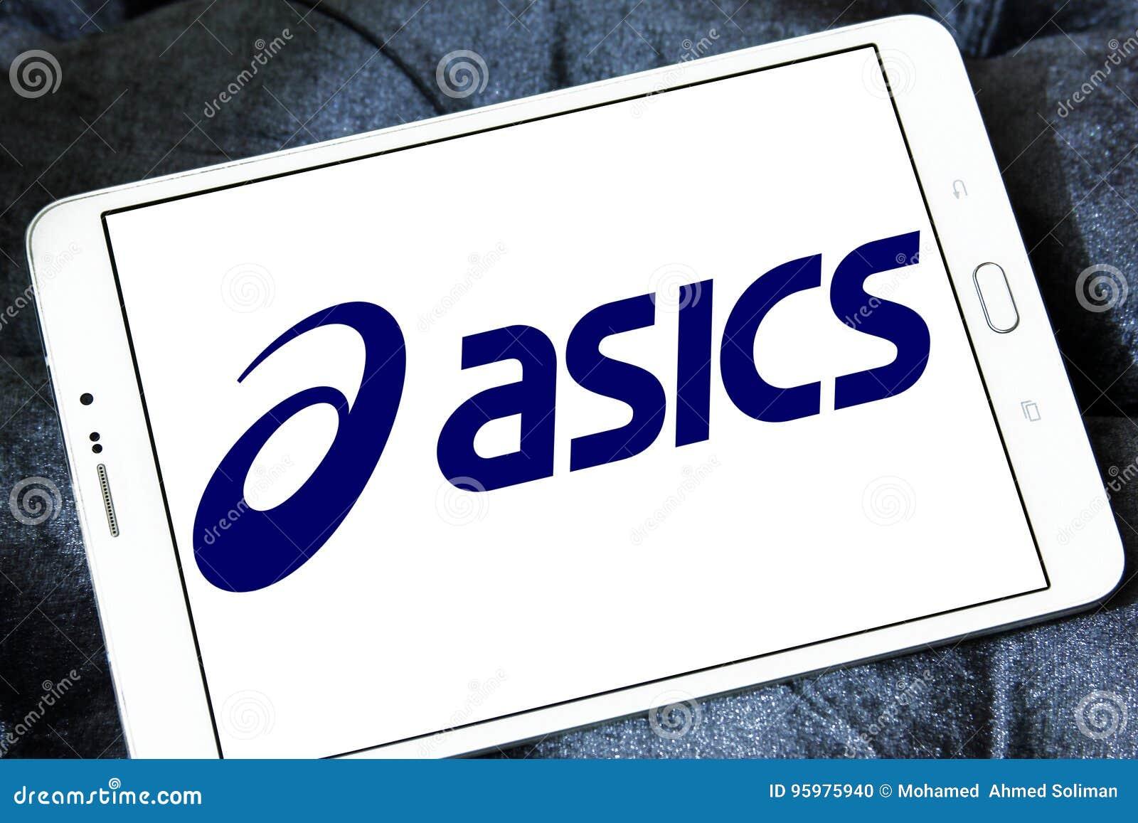 db9a0debcf48 Asics logo editorial image. Image of nike
