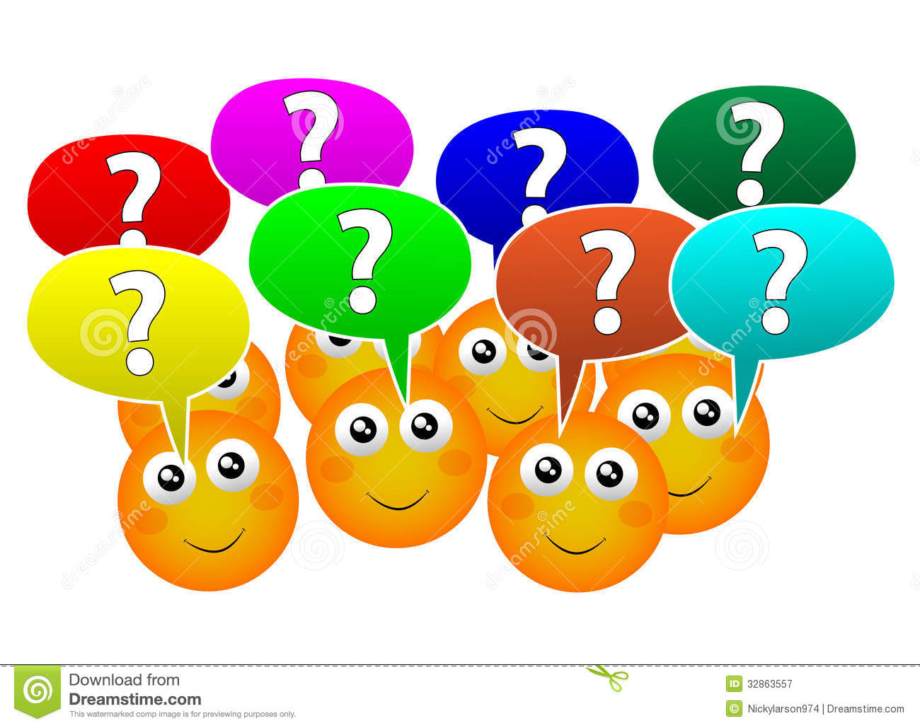 ask questions royalty stock photography image 32863557 ask questions