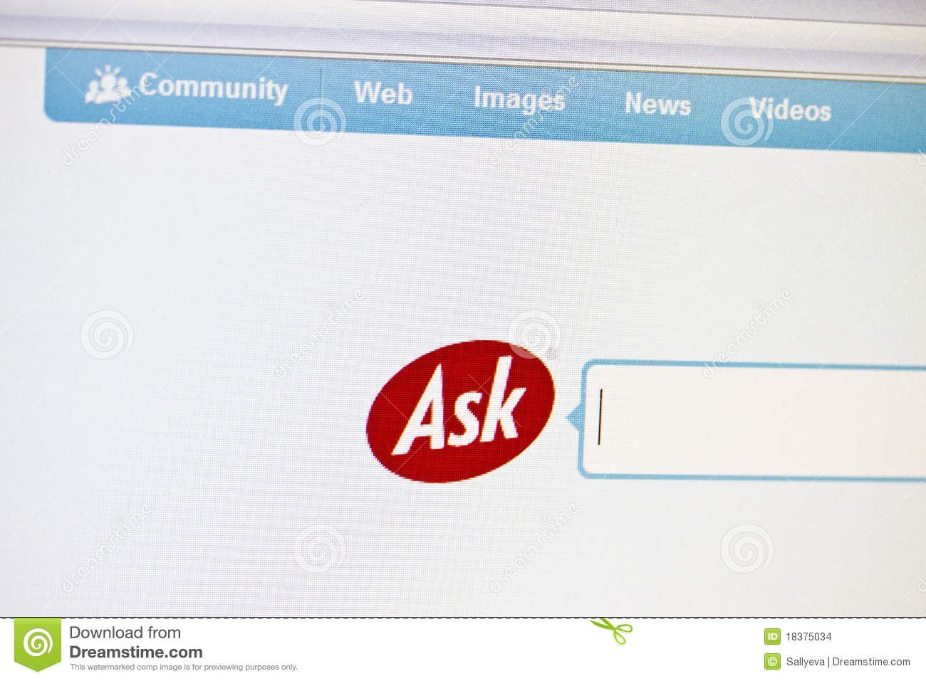 website ask