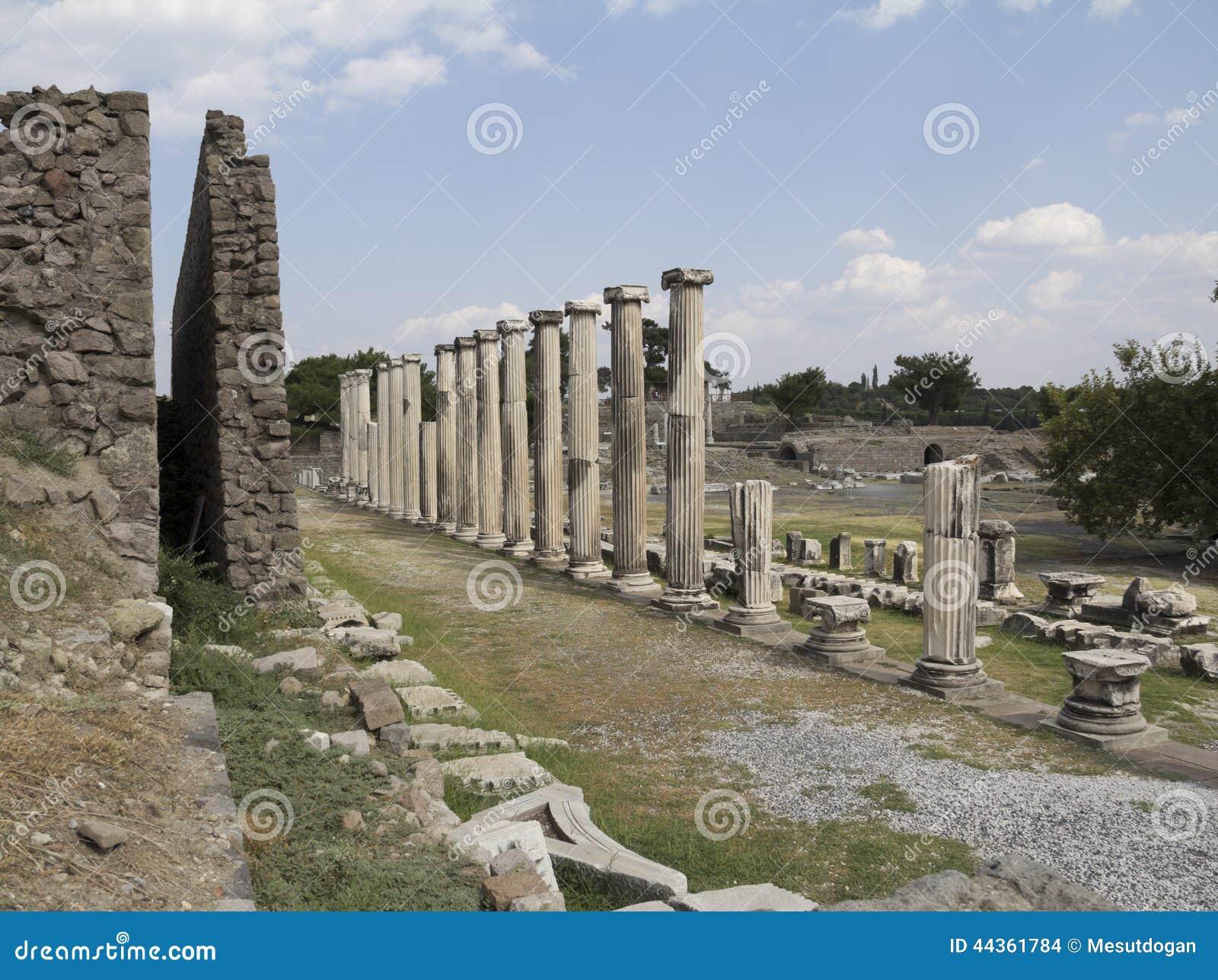 Asklepion di Pergamum