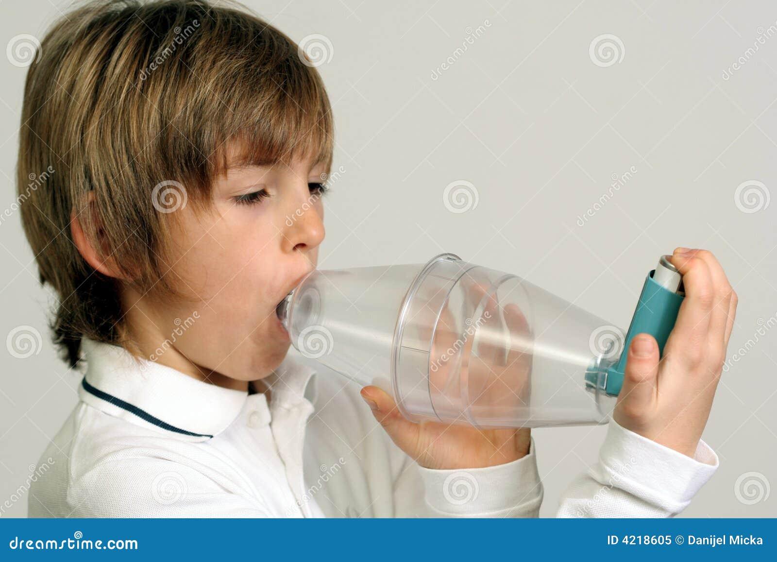 Asma - espaçador plástico