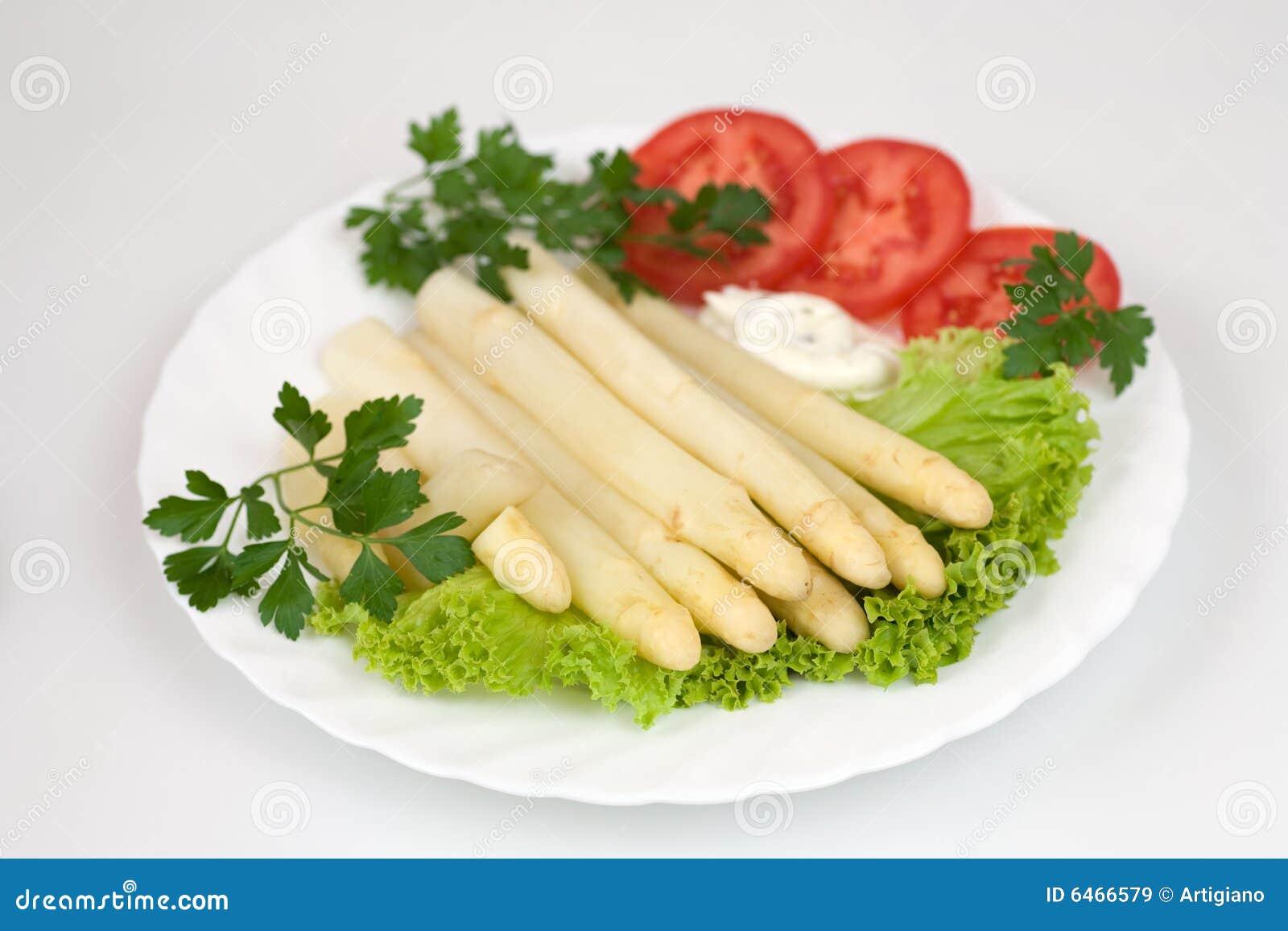 Asparagus white