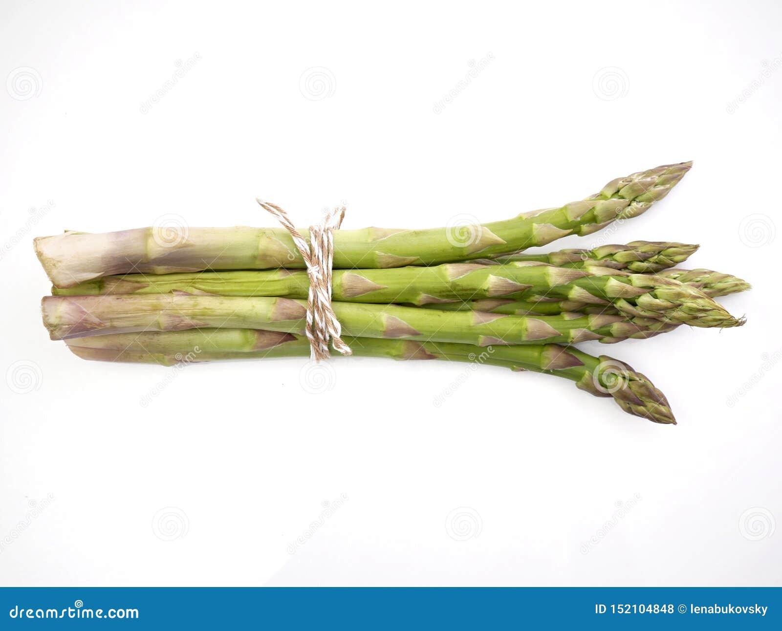 Asperge verte fraîche - délicatesse végétarienne