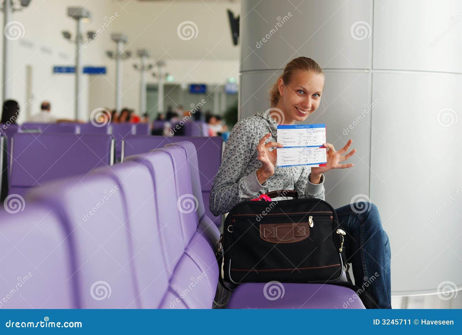 Aspettando un volo