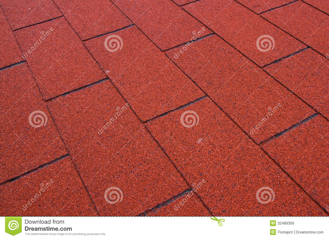 Asphalt Roof Royalty Free Stock Images Image 32489309