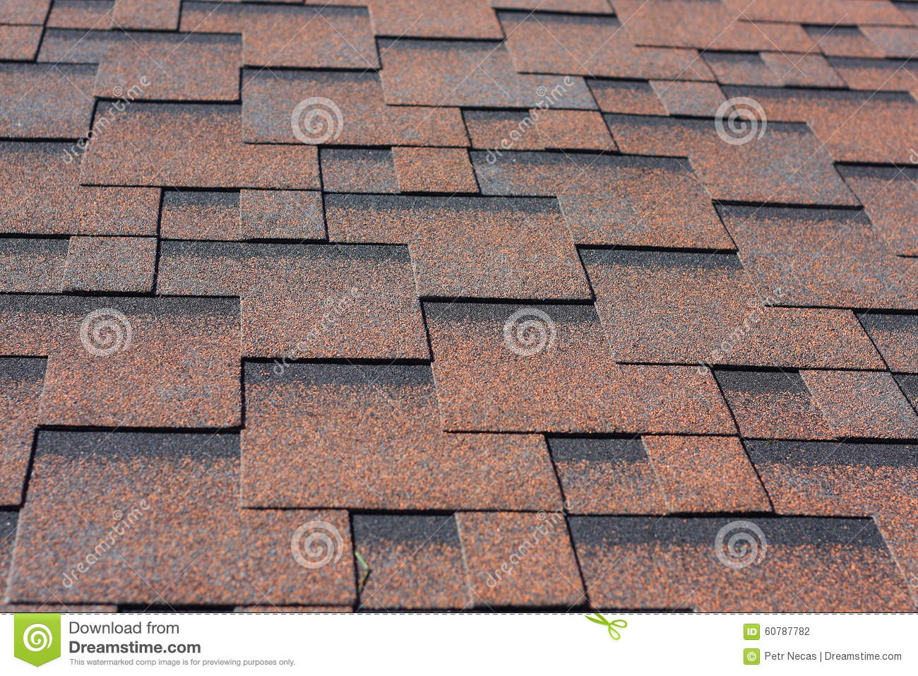 Asphalt Shingles Stock Photo Image Of Home House Safety