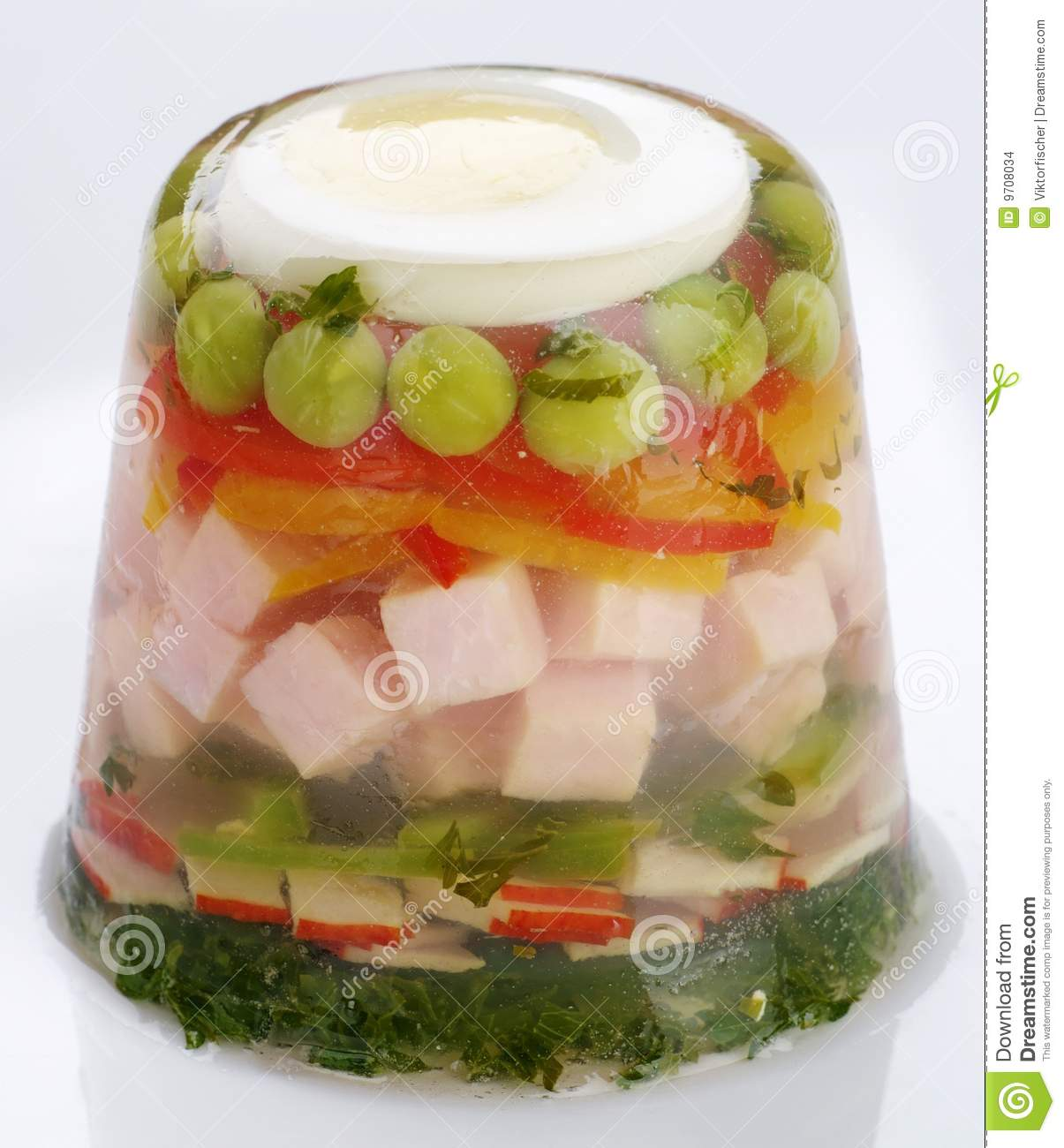 Aspic Stock Images - Image: 9708034