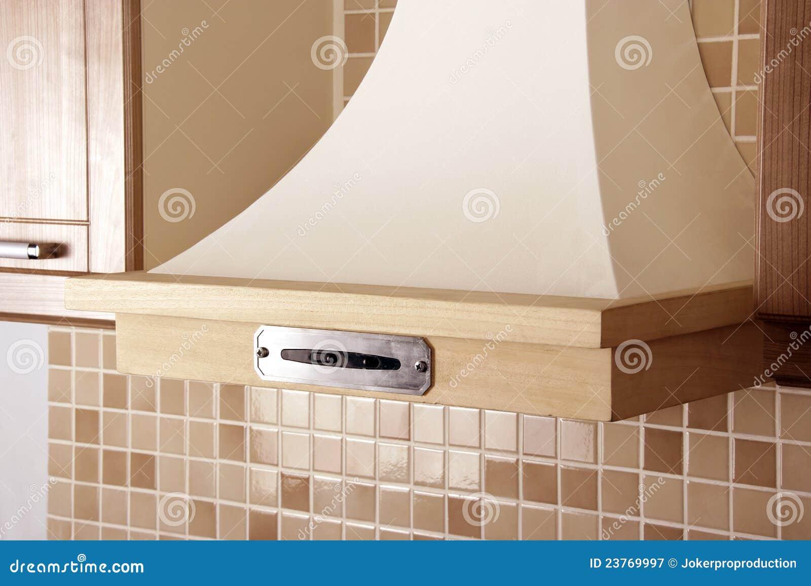 Aspiratore per la cucina moderna fotografia stock libera da diritti immagine 23769997 - Aspiratore da cucina ...